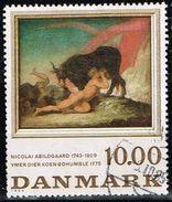 Dänemark 1984, Mi# 820 O Paintings - Gebraucht
