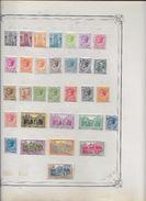 Monaco - Collection Vendue Page Par Page - Timbres Oblitérés / Neufs * - B/TB - Collections, Lots & Series