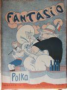 Fantasio N°120 (15 Juil 1911) Magazine Gai - Etudiants Teutons - Boeken, Tijdschriften, Stripverhalen