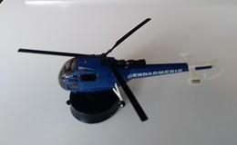 Hélicoptére - Solido - Alouette 3 - Gendarmerie - - Avions & Hélicoptères