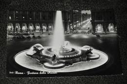 871- Roma, Fontana Delle Haiadi - Roma (Rome)