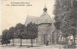 La Bretagne Pittoresque - Plélan-le-Grand - L'Eglise - Autres Communes