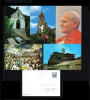 Korea Picture Postcard - Religion - Popes - John Paul II  [HK085] - Korea (Zuid)