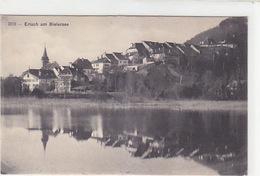 Erlach Am Bielersee - Int. Militärstempel - 1919      (P-97-171128) - BE Berne