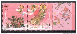 Ukraine 2006 Yvert 745-46, St. Nicholas - MNH - Ukraine
