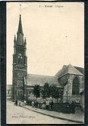CPA - TRICOT - L'Eglise, Animé - Francia