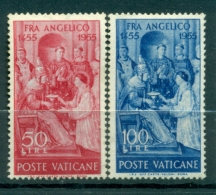 Vatican 1955 - Mi. N. 233/234 - Fra Angelico - Vatican