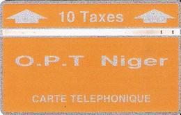 *NIGER* - Scheda Usata - Niger