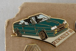 Pin's Renault Decapotable - Renault