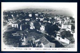 Cpa Carte Photo De Grèce Greece La Crète Creta Krete -- Partial View Of Canea La Canée SEP17- 61 - Grecia