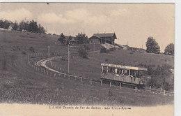 Chemin De Fer Du Salève - Les Treize-Arbres (France)     (P-97-100412) - GE Genève