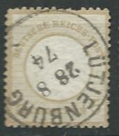Allemagne    - Yvert N°  19 Oblitéré    -  Ad35309 - Deutschland