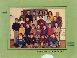 LAGUPIE . PHOTO DE CLASSE . CLASSES De  M. REICH. - Photographs