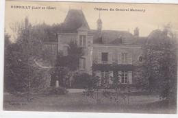 Loir-et-Cher - Herbilly - Château Du Général Manoury - France