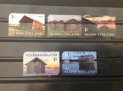Finland - Complete Set Finse Schuren 2016 - Finnland