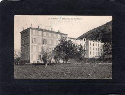 74021    Francia,   Digne,  Pensionnat Du  Sacre-Cour,  VGSB  1914 - Digne