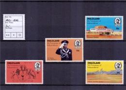 Swaziland - 5 Jahre Unabhängigkeit 1973 (**/MNH) - Swaziland (1968-...)