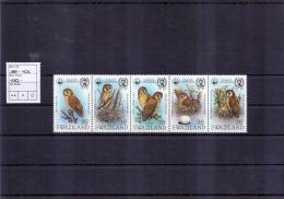 Swaziland - Weltweiter Naturschutz 1982 (**/MNH) - Swaziland (1968-...)