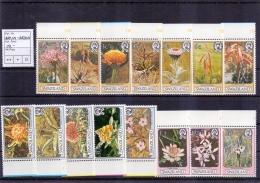 Swaziland - Freimarken Blüten 1980 (**/MNH) - Swaziland (1968-...)