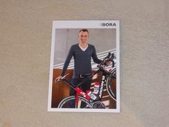 Andreas Schillinger - Bora Argon 18 - 2016 - Cyclisme