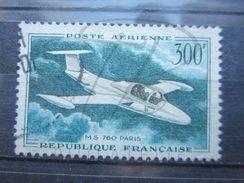VEND BEAU TIMBRE DE POSTE AERIENNE DE FRANCE N° 35 !!! - 1927-1959 Matasellados