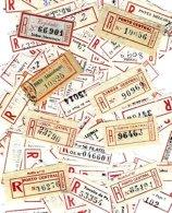 PORTUGAL, Registration Labels - Postmark Collection