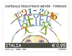 2016 - Italia 3724 Ospedale Meyer^ - Salute