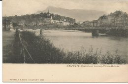 SALZBURG  -  Erzherzog Ludwig-Victor-BRÜCKE - Other