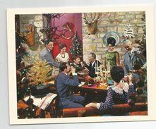 39 Jura Arbois Pub Publicité Finette De Montagnes Grands Vins A Taverne 22 Av Pasteur Carte Double 10,5x13,5 Cm - Arbois