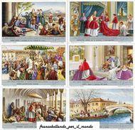 Chromo Liebig Sang. 1737 ITA San Carlo Borromeo ANNO 1960 - Liebig