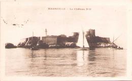 Marseille Le Château D'If - Château D'If, Frioul, Iles ...