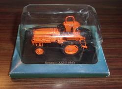 Trateur Renault D22 (1956) - Hachette - Unclassified
