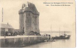 Châteaux De Bretagne - Tour Solidor à St-Servan - Autres Communes