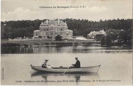 Châteaux De Bretagne - Château De Monbouan - Autres Communes