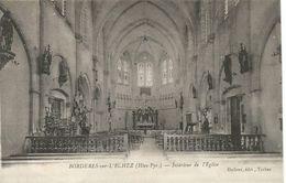 BORDERES-SUR-ECHEZ-Intérieur De L'eglise - Andere Gemeenten