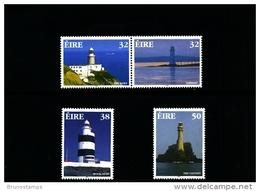 IRELAND/EIRE - 1997  LIGHTHOUSES  SET MINT NH - 1949-... Repubblica D'Irlanda