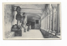 GENOVA S.MATTEO CHIOSTRO  - NV FP - Genova (Genoa)