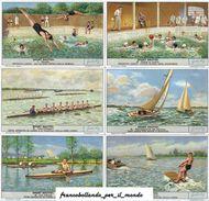 Chromo Liebig Sang. 1436 ITA Sport Nautici ANNO 1941 - Liebig