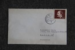 Lettre D''ALLEMAGNE ( STUTTGART) Vers FRANCE - [7] Federal Republic
