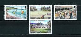 Montserrat  Nº Yvert  636/9  En Nuevo - Montserrat