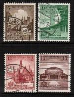 GERMANY   Scott # 486-9 VF USED - Germany