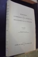 Memoires De La Commission Des Antiquités Du Departement De Cote D'or 1972-73 - Bourgogne