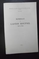 Hommage A Gaston Roupnel 1871_1946 - Bourgogne