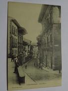 C.P.A. FUENTERRABIA : Calle Mayor - Guipúzcoa (San Sebastián)