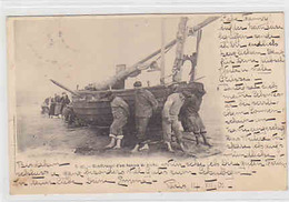 Renflouage D'un Bateau De Pèche - 1901        (A-57-100303) - Pesca