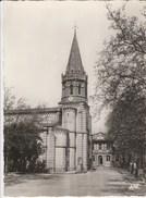 SAINT PAUL CAP DE JOUX Eglise Et Mairie 578D - Saint Paul Cap De Joux
