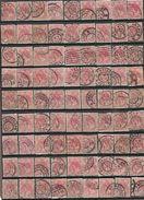 _5Ez-725:  5 Cent Bontkraag ... Restje Van  81 Zegels... Verder Uit Te Zoeken.. - Period 1891-1948 (Wilhelmina)