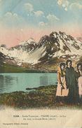 Savoie-Tarentaise - Tignes. Le Lac. Au Fond, La Grande Motte (001800) - Frankreich