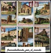 Chromo Liebig Sang. 1184 ITA Tesori Architettonici Del Lazio ANNO 1926 - Liebig