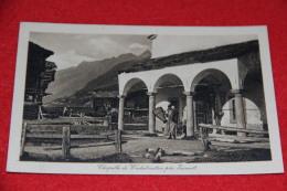 Valais Pres Zermatt Chapelle De Winkelmatten NV - VS Valais